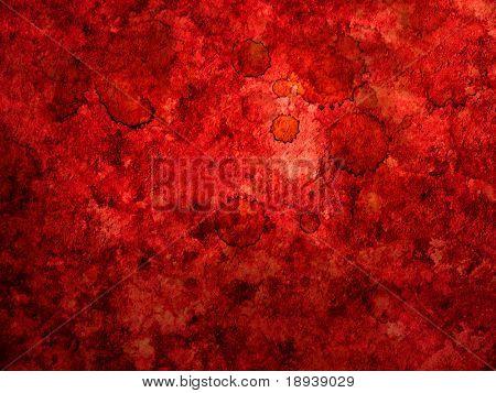 Grunge bloody background