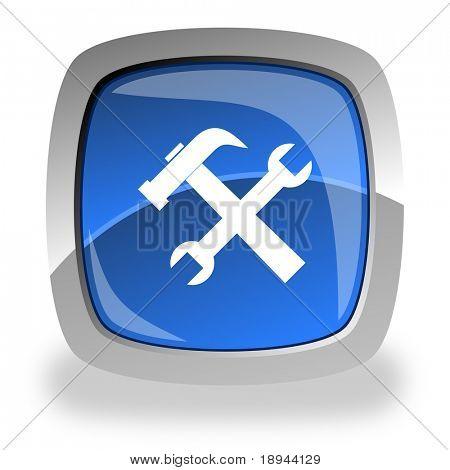 icono de internet del servicio
