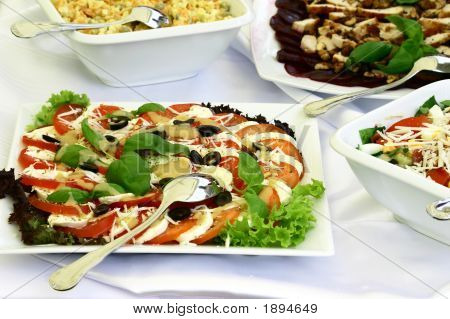 Salads And Platters
