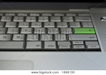 Laptop Keyboard With