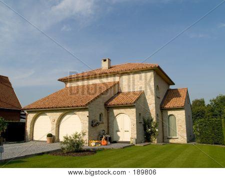 Suburban House.