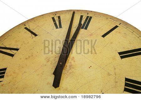 Antique looking clock