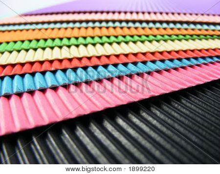 Colorful Cardboard