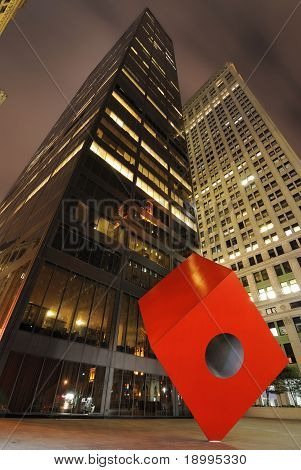 Hsbc At Night