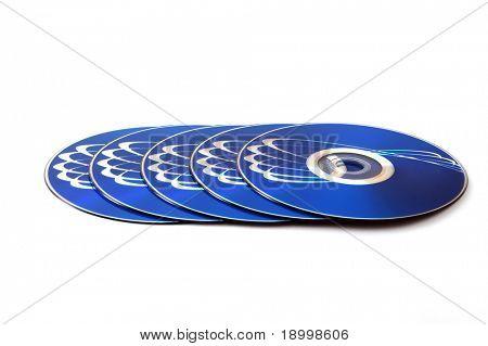 Optical disks ( CD, DVD, BlueRay)