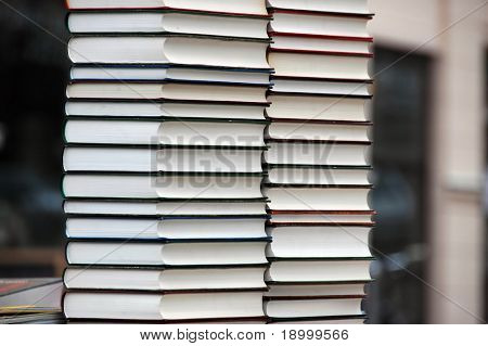 Books on open market