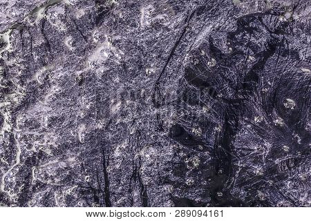 Photo Of Silver Liquid Metal