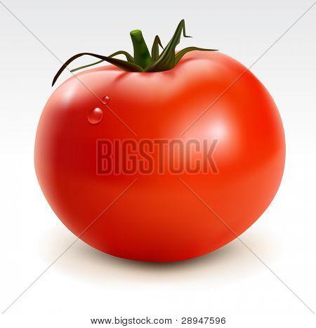 Tomate rojo grande