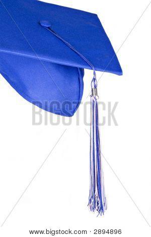 Graduation Hat Closeup