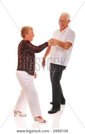 Jitterbugging Seniors