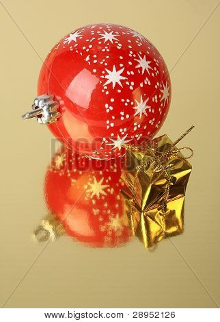 Gift And Christmas Decoration