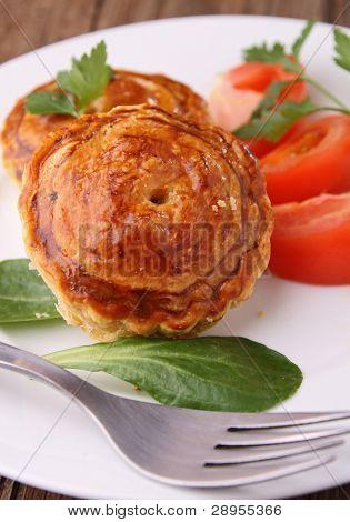 appetizer peat pie