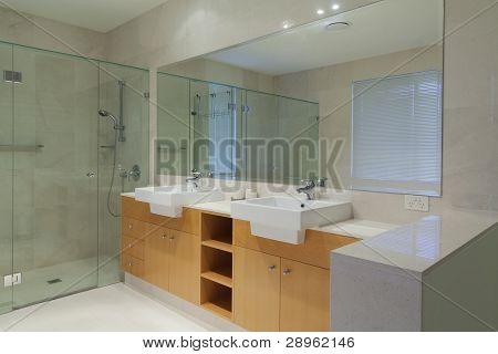Duplo banheiro