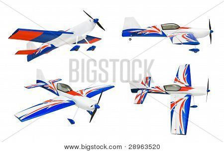 Set Of Rc Plane