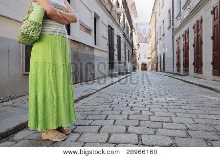 Waiting On Street