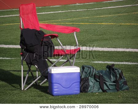 Football field gear