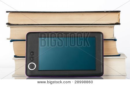 Digital book reader
