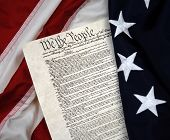 stock photo of the united states america  - We The People  - JPG