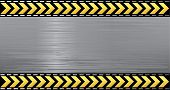 foto of road construction  - Under construction illustration vector layered banner danger - JPG