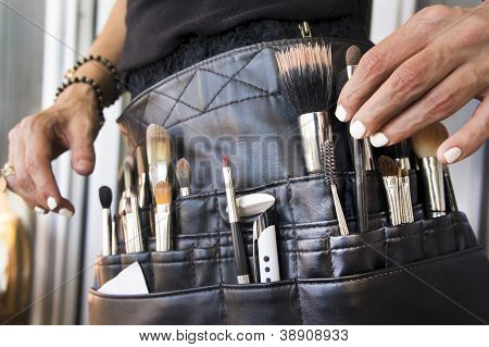 Tools Of A Makeup Artist