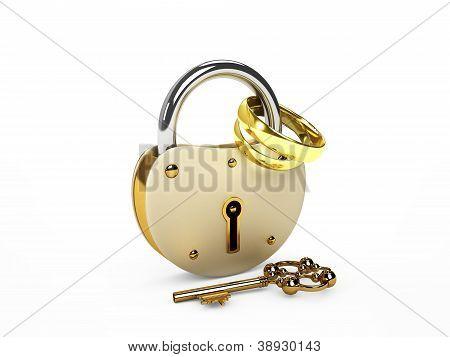 Lock And Rings