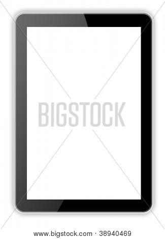 Schwarz Tablet Ipade