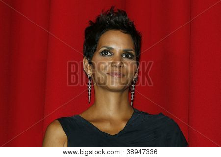 BERLIN, GERMANY - NOV 5: Halle Berry at the 'Cloud Atlas' Germany Premiere at CineStar on November 5, 2012 in Berlin, Germany