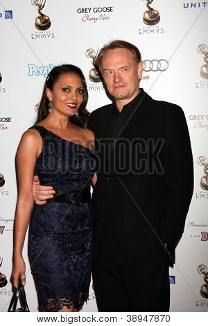 LOS ANGELES - SEP 21:  Jared Harris arrives at the Primetime Emmys Performers Nominee Reception at Spectra by Wolfgang Puck on September 21, 2012 in Los Angeles, CA