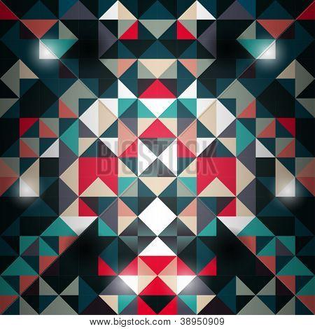 Stylish Triangle Shapes
