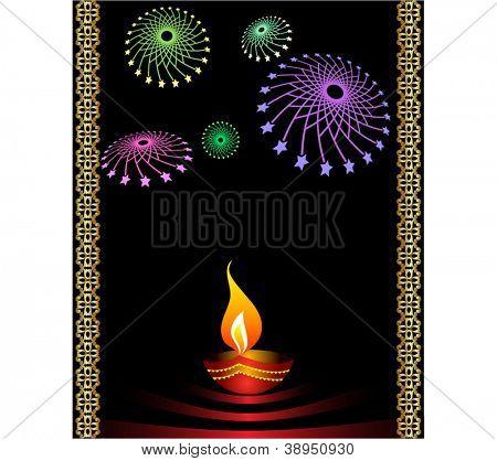 Diwali Gruß