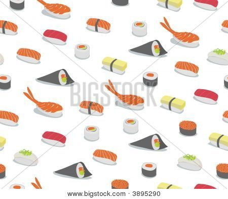 Sushi-Muster