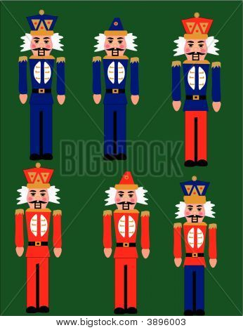 Toysoldiers From Nutcracker Suite