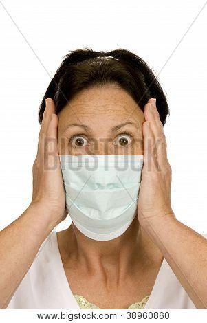 Com medo de germes