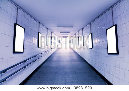 Train station Underpass