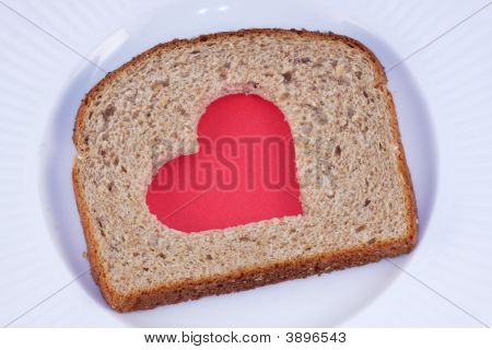 Heart Healthy Bread