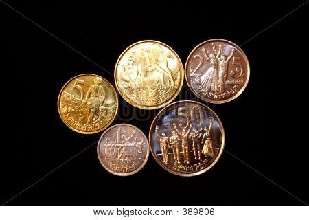 Ethiopian Coins