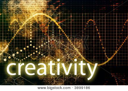Creativity Abstract Technology