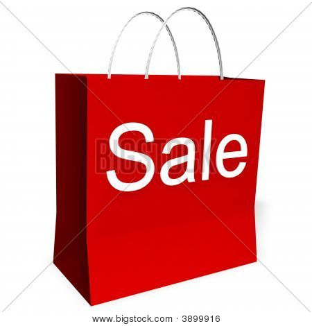 Sale Shopping Bag
