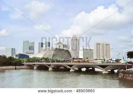 Architecture Of Singapore