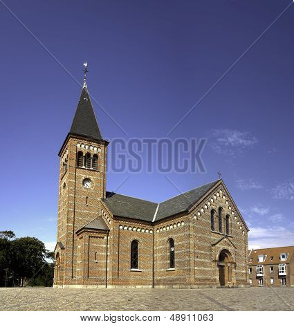 Our Lord's Church In Esbjerg, Denmark