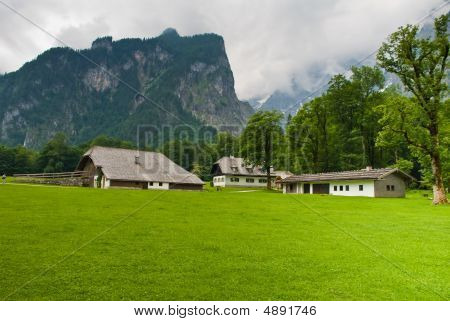 Alpine Countryside