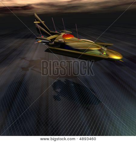 Landing At Omega