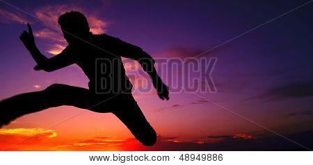 Running towards Destiny