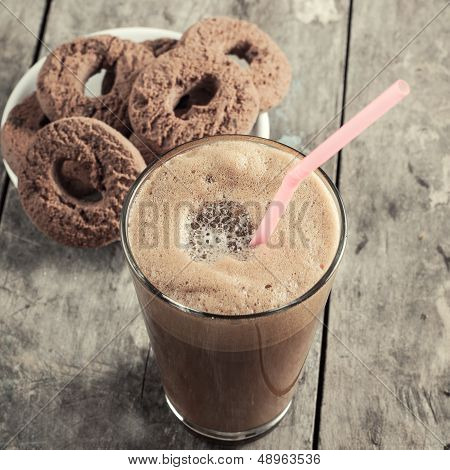 Greek Coffee And Biscuits