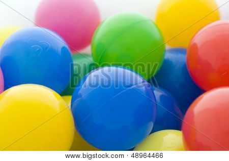 Homologated Colour Balls