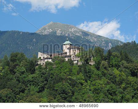 Old Castle Near Trento