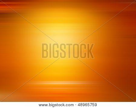 Glazy Orange Background