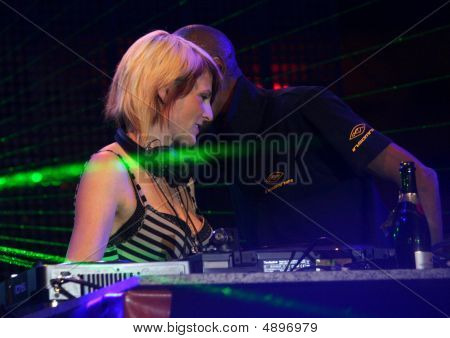 Sister Bliss & Maxi Jazz