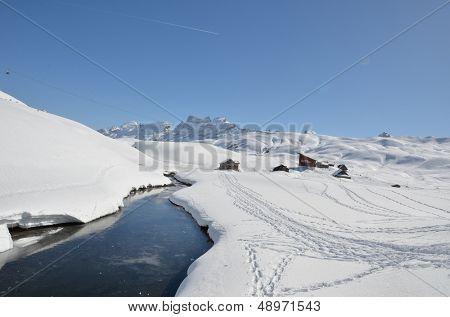 Melchsee-Frutt. Suiza