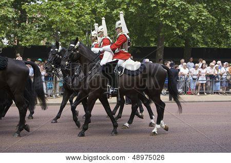 London Royal Guards